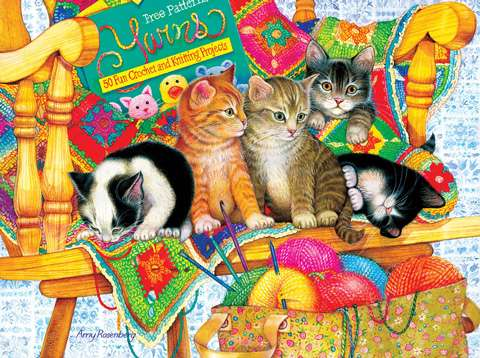 Knit Wits Puzzle - 1000pc