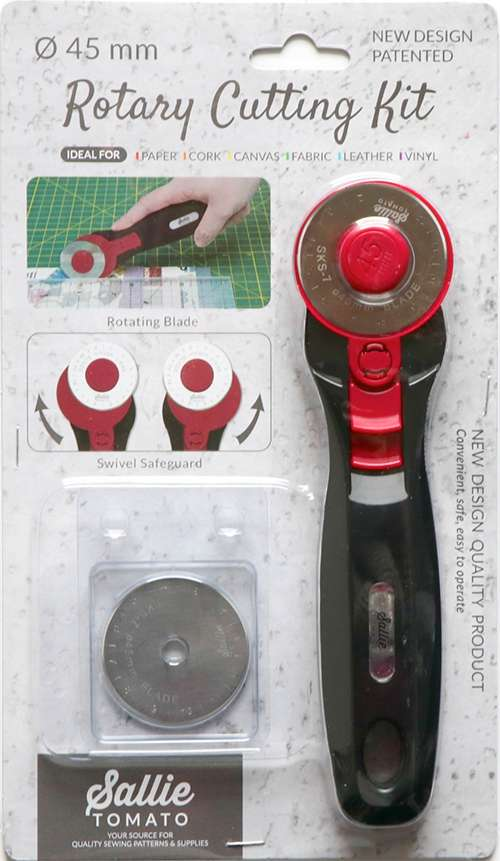 """Rotary Cutting Kit """"Sallie Tomato"""" preview"""