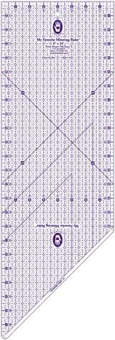 """My Favorite Mitering Ruler - 8"""" x 24"""" by Marti Michell preview"""