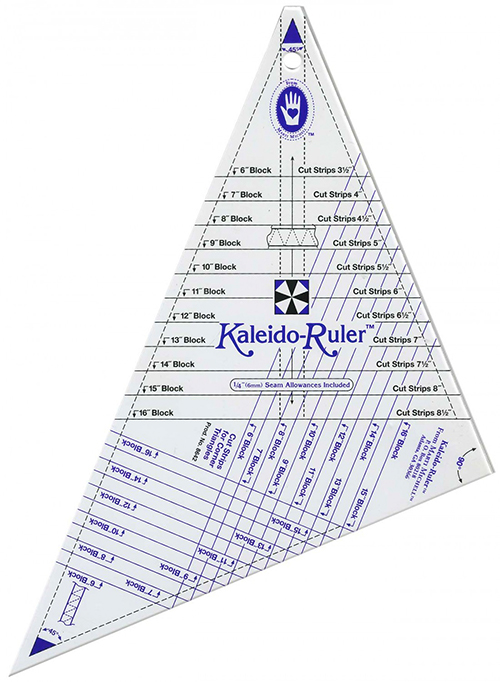 """Kaleido-Ruler by Marti Michell 6"""" to 16"""" (Large) (8642) preview"""