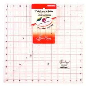 "Sew Easy Square Ruler 12.5"" x 12.5""  preview"