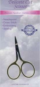 Curved Blade Delicate Cut Scissor - 2 1/2 inch