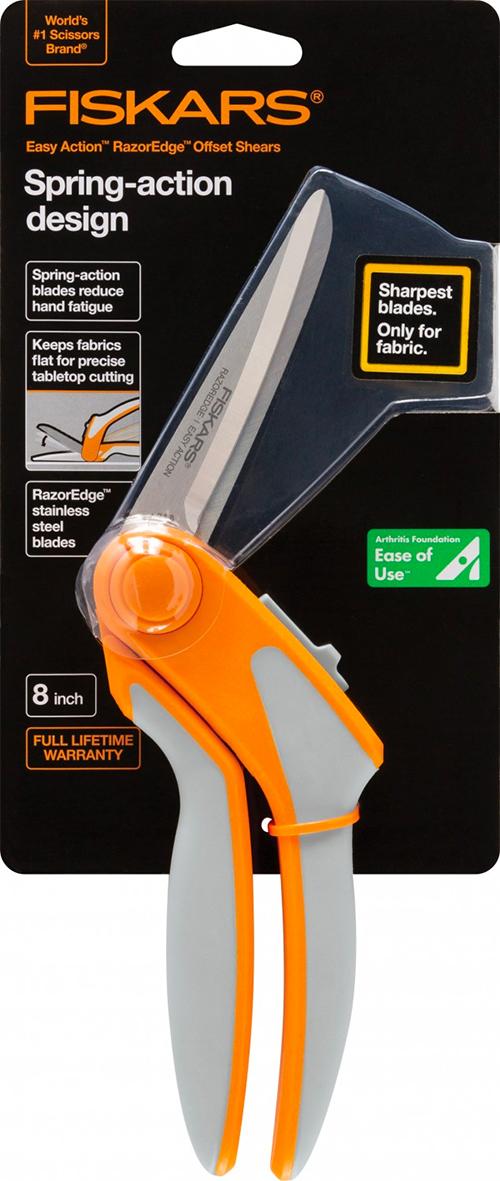 """Fiskars Spring-Action Design 8"""" blade preview"""