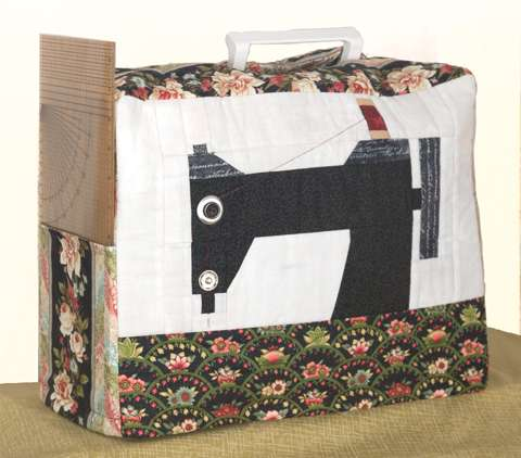 Sewing Machine Cover Class with Julia Vazey