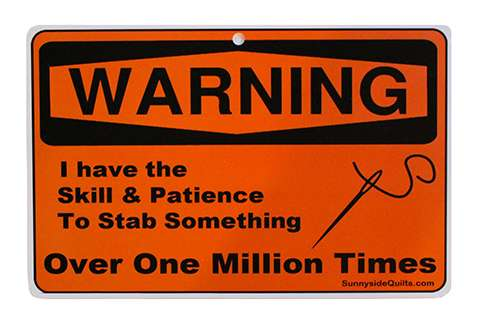 Warning Sign - I Have The Skill & Patience... preview