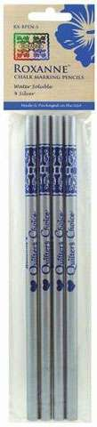 Roxanne Quilter's Choice - Silver Marking Pencils