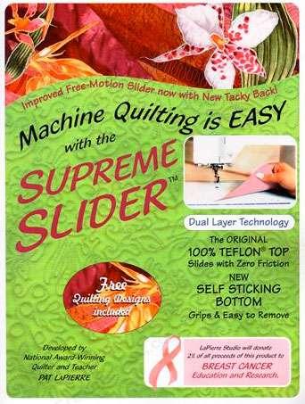 Supreme Slider (11.5 inch x 8 inch)