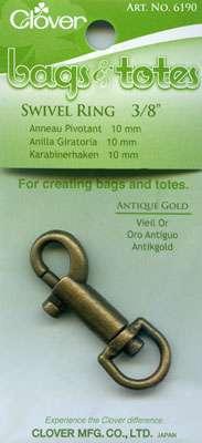 3/8 Inch Swivel Ring