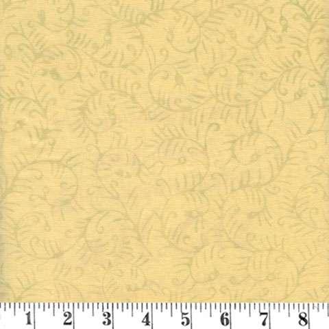 T176 Batik - mint ash
