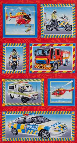 T757 Emergency - panel