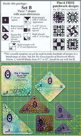 Template Set B by Marti Michell preview