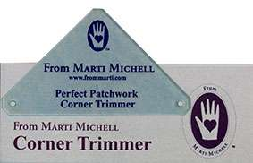 Corner Trimmer by Marti Michell