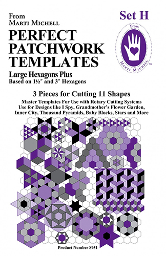 Template Set H by Marti Michell