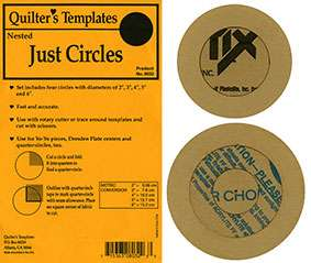 Just Circles by Marti Michell