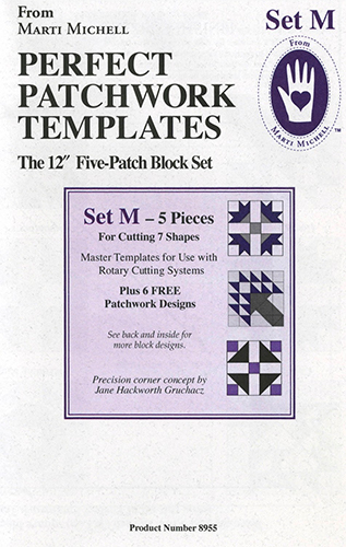 Template Set M by Marti Michell