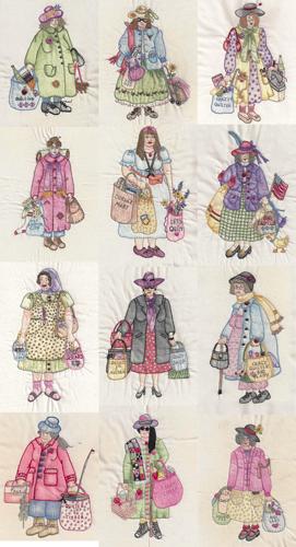The Bag Ladies Club
