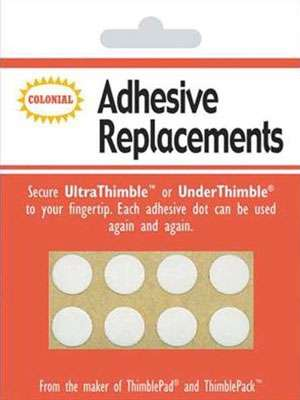 Ultra Thimble - Adhesive Replacements