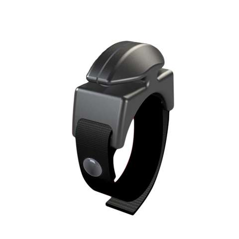 Thread Cutter Ring - Black