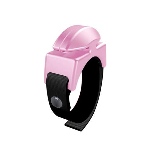 Thread Cutter Ring - Pink
