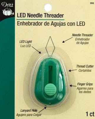 LED Needle Threader