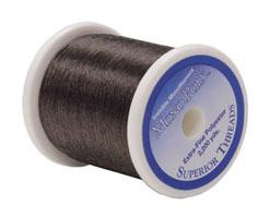Mono Poly Polyester Thread (2200 yds) - Smoke