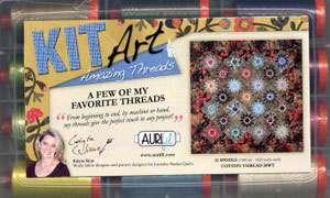 Edyta Sitar's A Few of My Favourites - Aurifil Thread Set