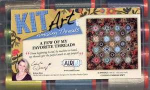 Edyta Sitar's A Few of My Favourites - Aurifil Thread Set