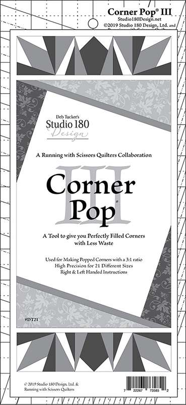 Corner Pop III Tool - Deb Tucker's Studio 180 Design preview