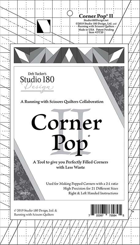 Corner Pop II - Deb Tucker's Studio 180 Design preview