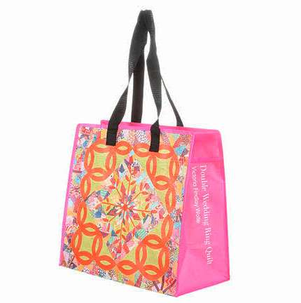 Double Wedding Ring Eco Tote