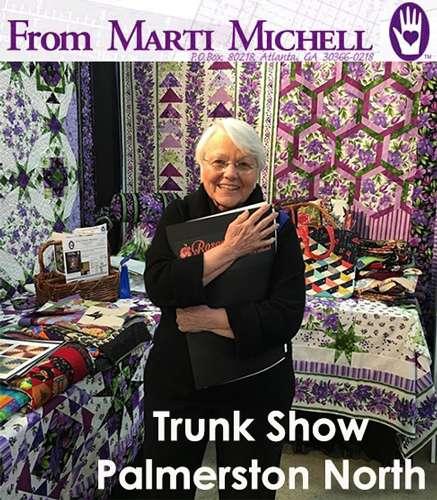 Marti Michell Trunk Show - Palmerston North