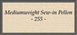 U268 Mediumweight Sew-in Pellon