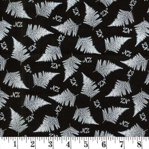 U722 NZ/Fern white/black