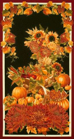 V097 Autumn Splendor - Panel