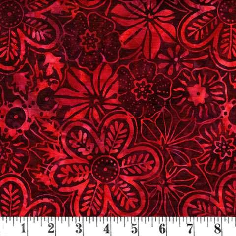 W056 Batik - Rose
