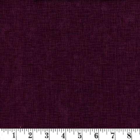 W075 Quilters Linen - Plum