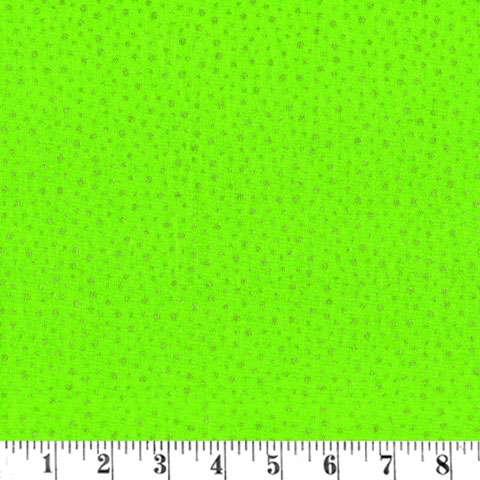 W398 Pearl Essence - Lime Green Tone on Tone