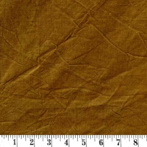 W622 Dark Brown Aged Muslin