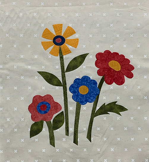 Beginners Machine Appliqué Class (Wednesday 4th August, 2021) preview
