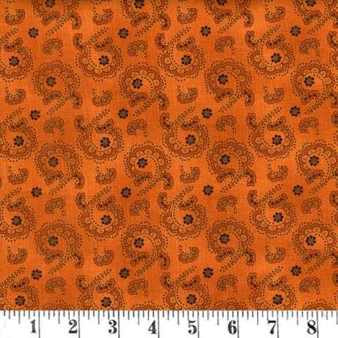 X337 Perfect Pairings - Pumpkin Foulard