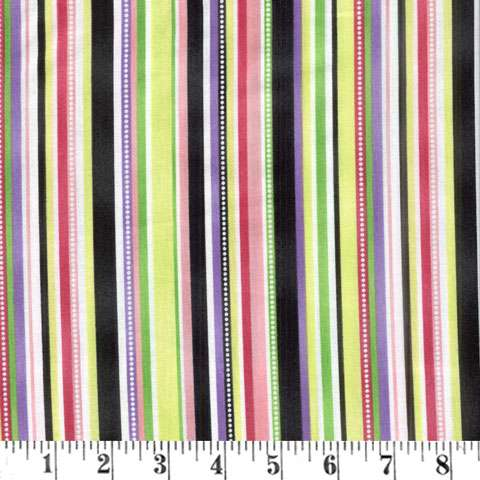 X418 Enchanted - stripes
