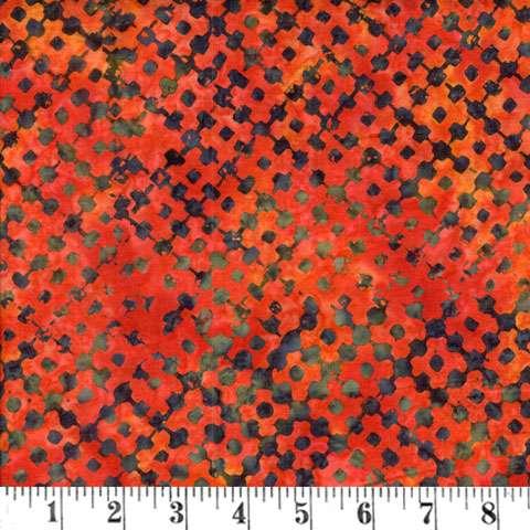 X475 Floragraphix Batiks