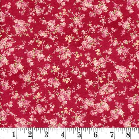 Y111 Red Ruru Bouquet - Small Rose