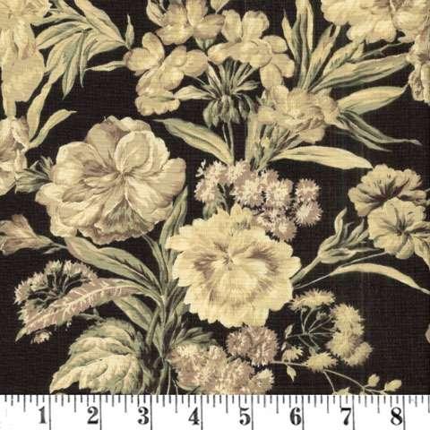 Y121 Gentle Flowers - Sand Rose