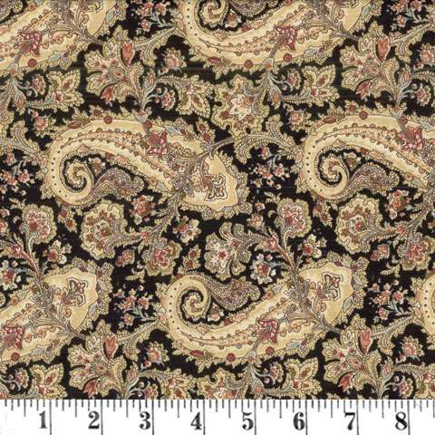 Y128 Country French - paisley