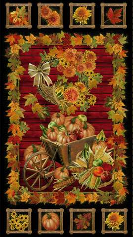Y379 Golden Harvest - Panel