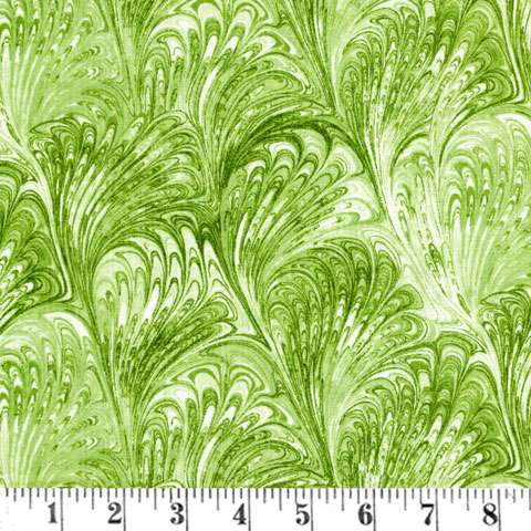 Y486 Sundance - green marble
