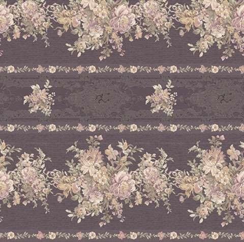 Y677 Gentle Flowers Amethyst