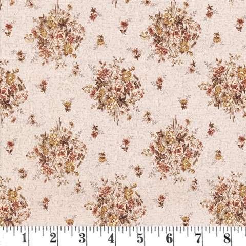 Y678 Gentle Flowers Amethyst