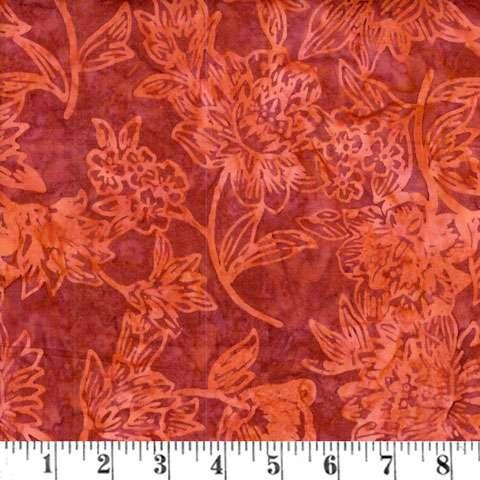 Y704 Tonga Batik - Spice Market